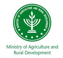 Israel's Ministry of Agriculture and Rural Development logo