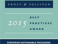 GreenSpense received a prestigious sustainable new product packaging award from Frost & Sullivan.