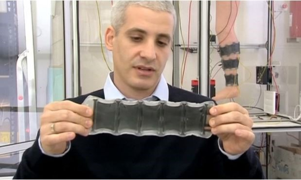 "ElastiMed CEO Omer Zelka explains about the Company's ""smart socks"" in this video."
