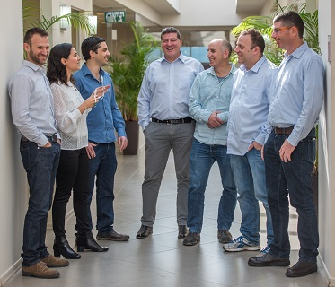 Trendlines Group CEOs in Misgav headquarters