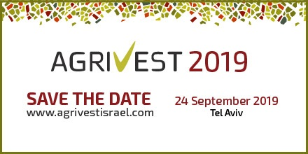 AgriVest 2019 save the date 24 September 2019