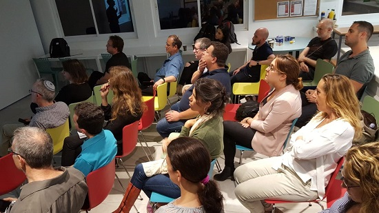 We were pleased to host the 2nd meetup of the Galil High-Tech Community, 29 April 2019 Chairman and CEO Steve Rhodes introduced Trendlines.