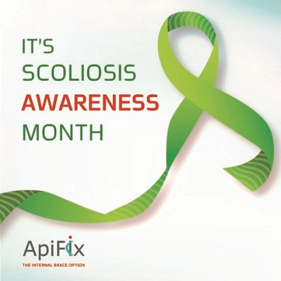 June is Scoliosis Awareness Month