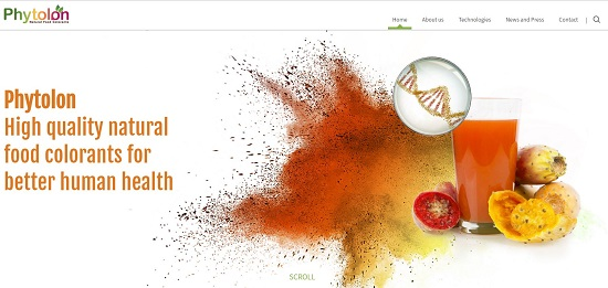 Phytolon launched its new (colorful!) website.